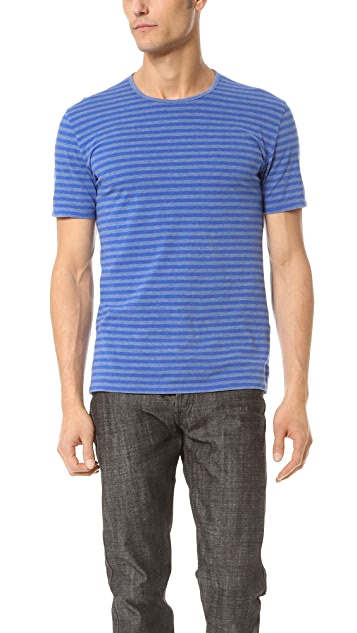 Folk Stripe T-Shirt