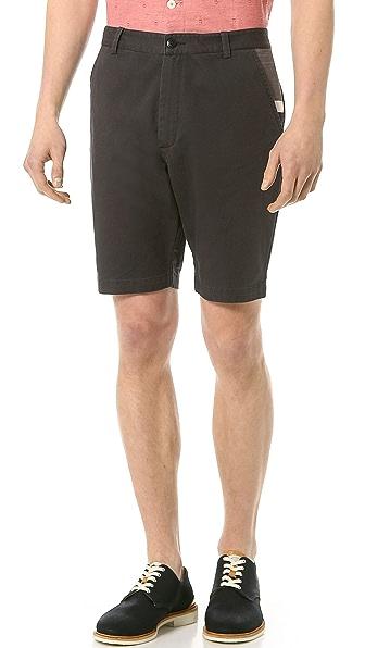 Folk Layered Shorts