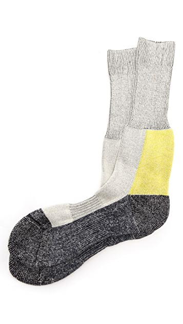 Folk Football Socks