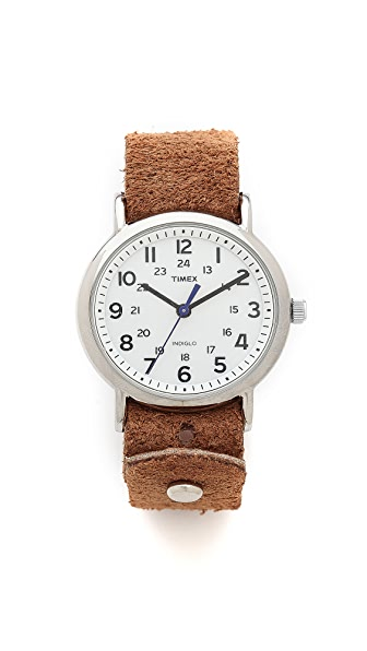 Form Function Form Button Stud Weekender Watch