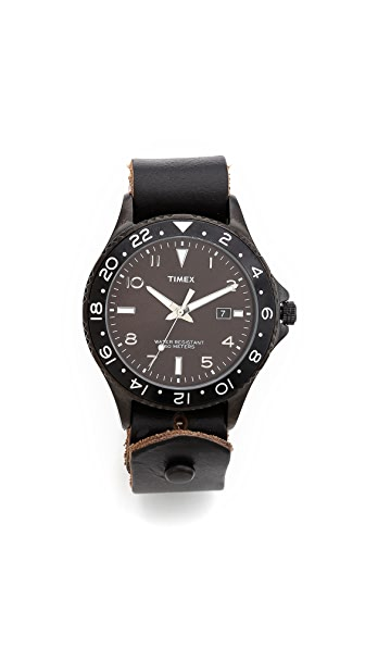 Form Function Form Button Stud Sport Watch
