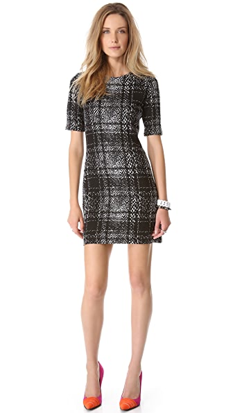 4.collective Animal Shift Dress