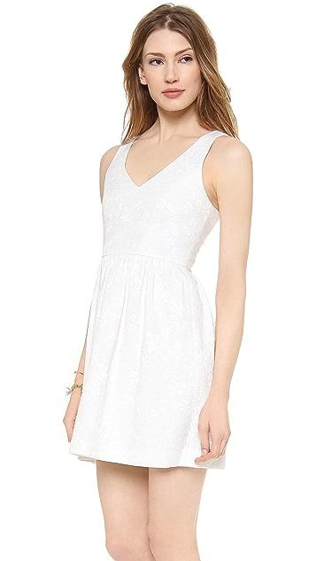 4.collective Sleeveless V Neck Dress