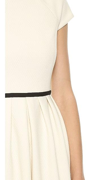 4.collective Cap Sleeve Dress