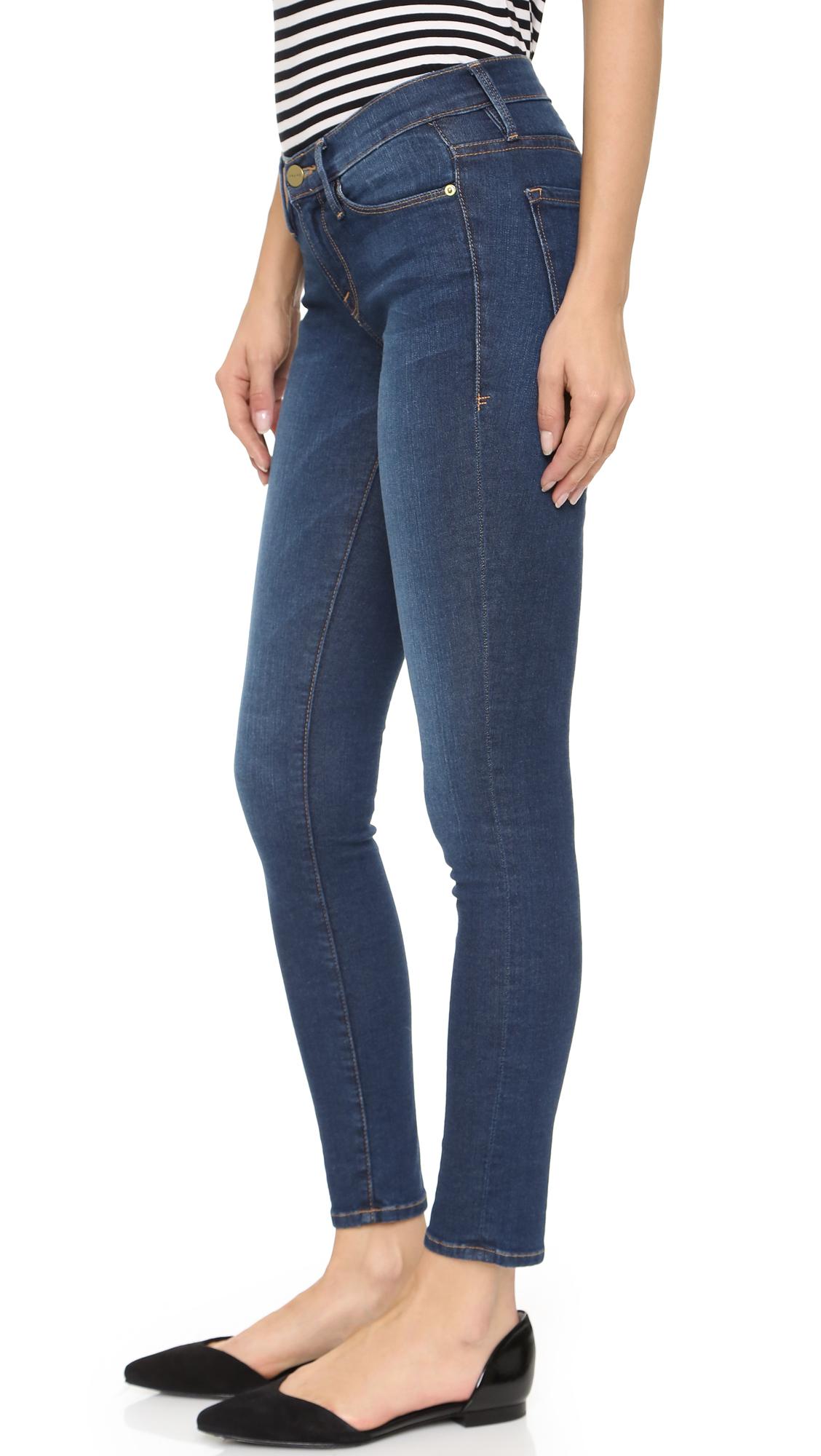 d9246b41be5ea FRAME Le Skinny de Jeanne Jeans   SHOPBOP