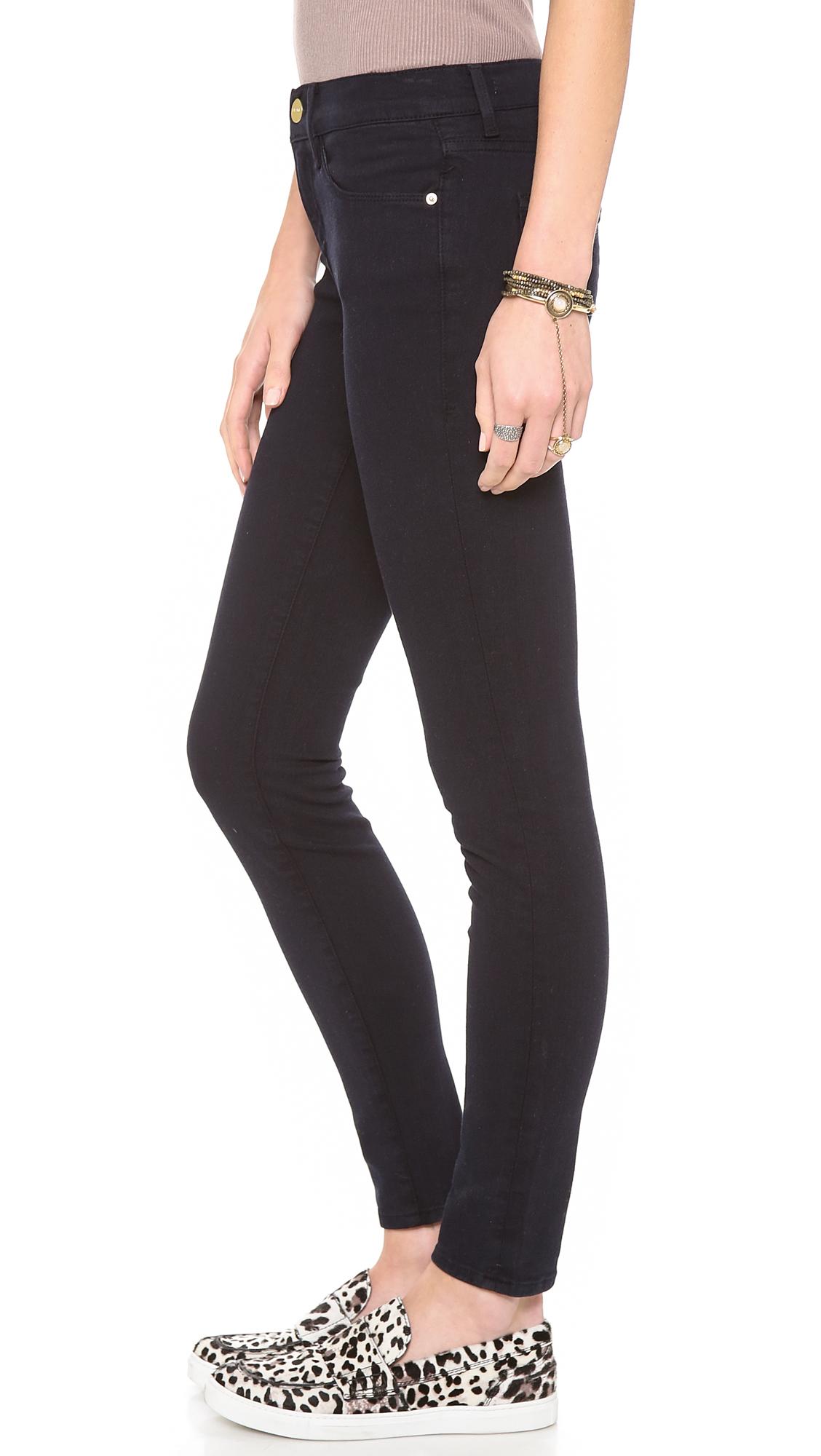 FRAME Le Color Skinny Jeans | SHOPBOP