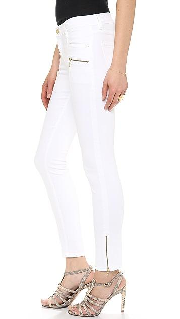 FRAME Le Skinny Knife Pocket Jeans