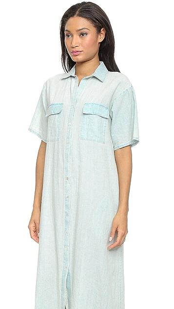 FRAME Le Shirtdress