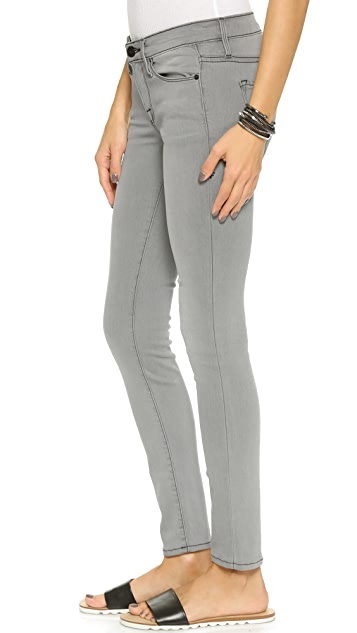 FRAME Le Skinny Cropped Jeans