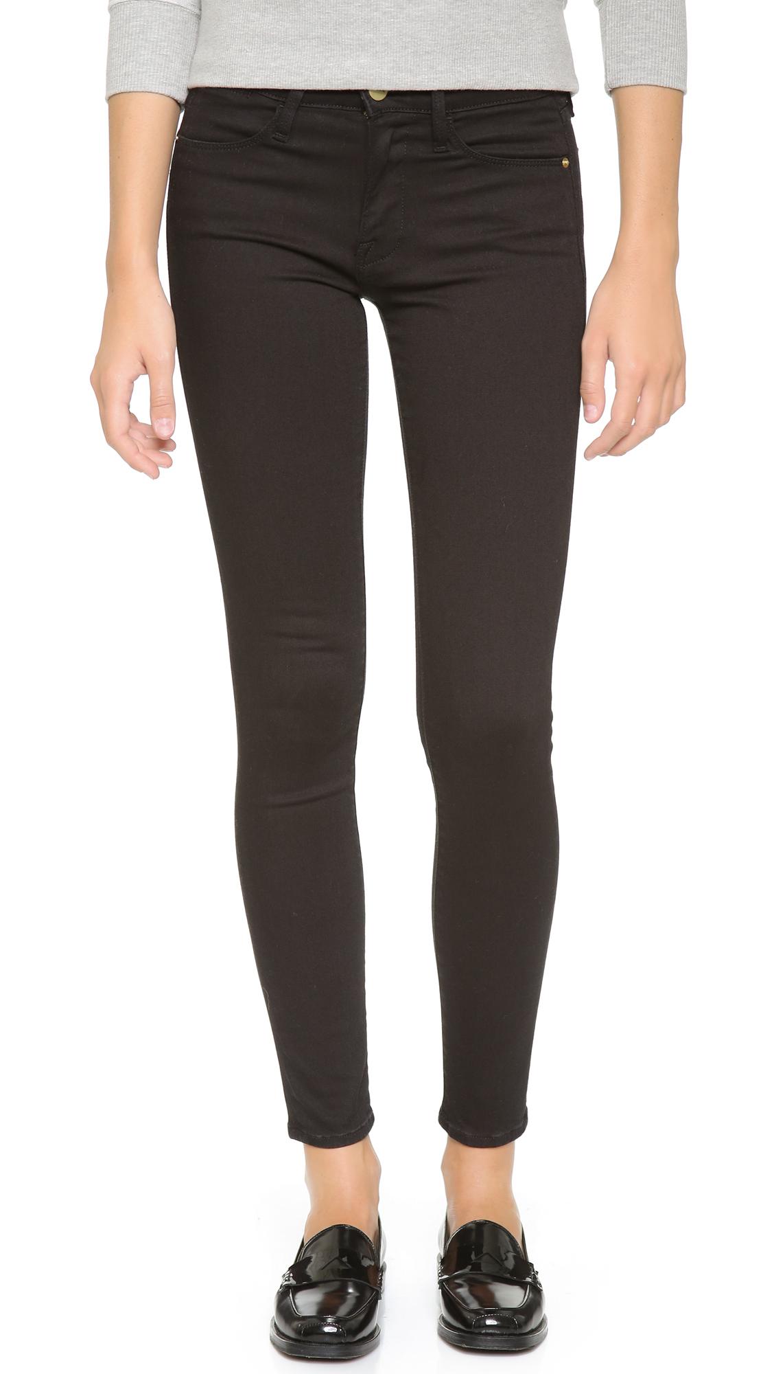 FRAME Le High Skinny Jeans | SHOPBOP