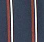 Navy Vintage Stripe