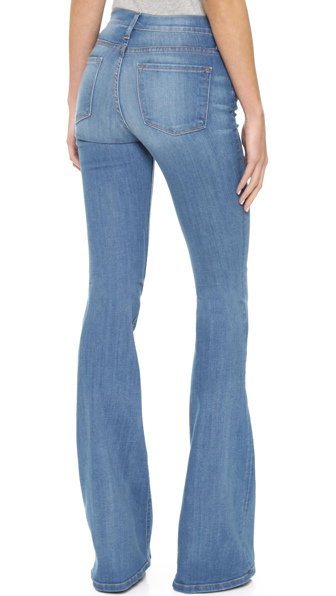FRAME Forever Karlie Forever Tall Flare Jeans | 15% off first app ...