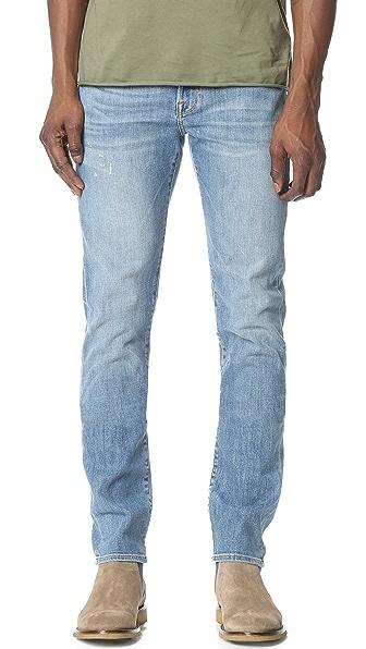 FRAME L'Homme Skinny Leg Jeans