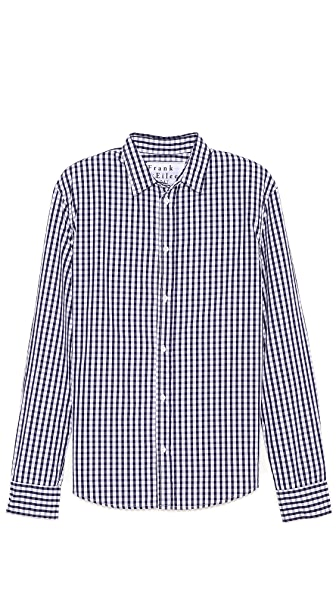 Frank & Eileen Paul Gingham Sport Shirt
