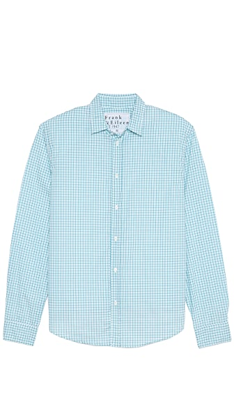 Frank & Eileen Limited Edition Check Sport Shirt