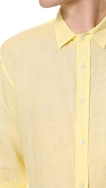 Frank & Eileen Paul Linen Shirt