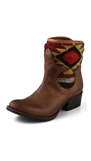 FREEBIRD by Steven Caballero Hand Woven Booties