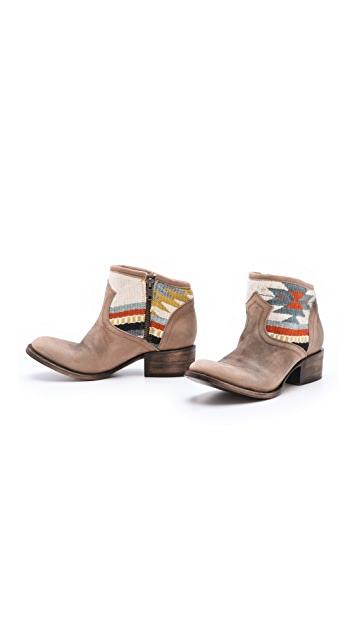 FREEBIRD by Steven Kano Low Booties