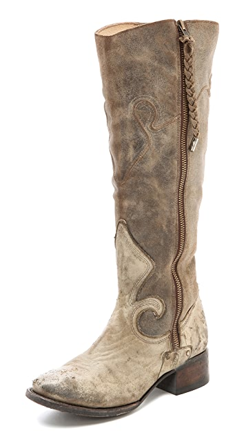 FREEBIRD by Steven Berlin Western Tall Boots