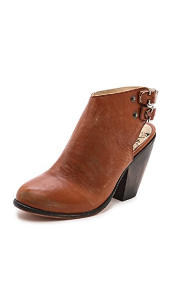 FREEBIRD by Steven Smoke Cutout Booties