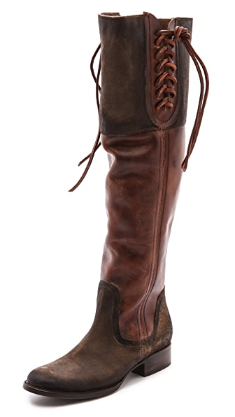 FREEBIRD by Steven West Over the Knee Boots