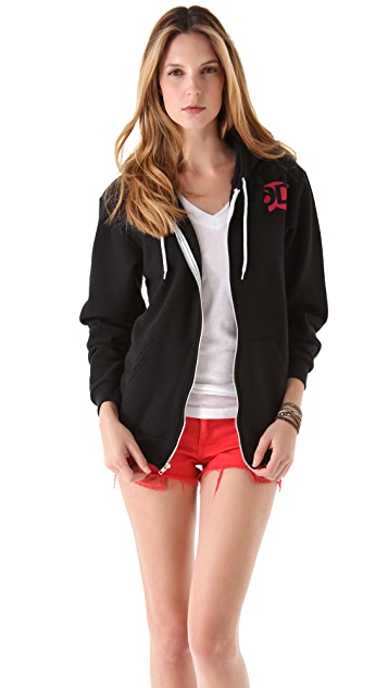 FREECITY Neighborhood Zip Hoodie
