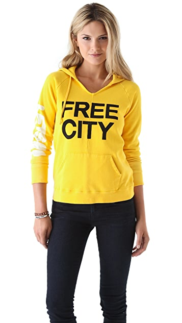 FREECITY Neighborhood Let's Go Baja Hoodie
