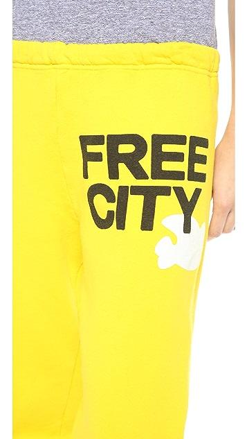 FREECITY Trucolors Sweatpants