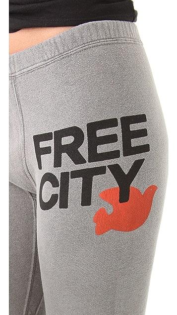 FREECITY FREECITY 3/4 Sweatpants