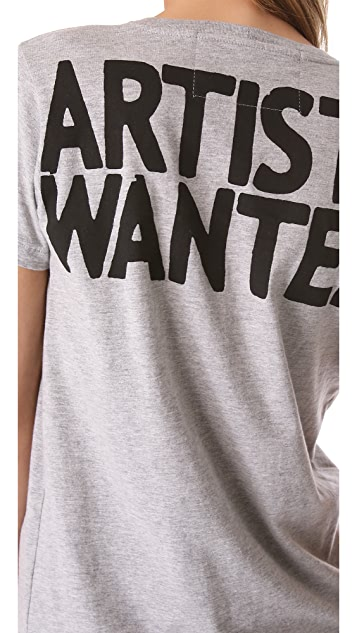 FREECITY Artists Wanted Tee
