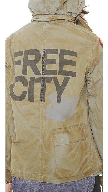 FREECITY FREECITY Large Dig Jacket