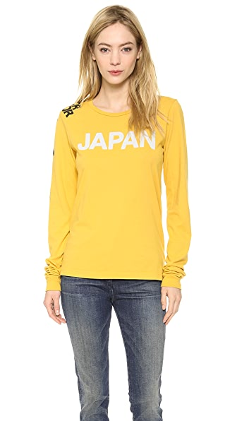 FREECITY Japan Long Sleeve Tee