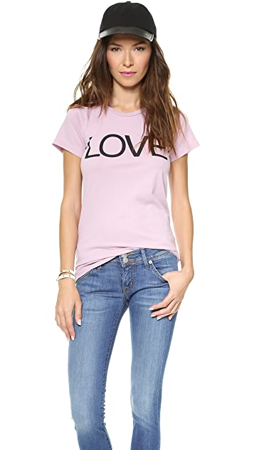 FREECITY Love T-Shirt