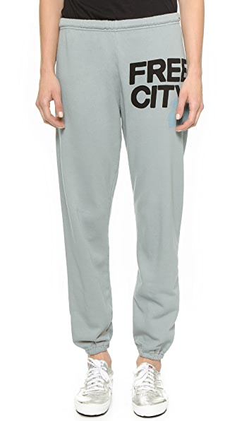 FREECITY Featherweight Sweats