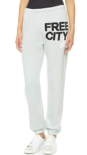 FREECITY Feather Weight Sweatpants