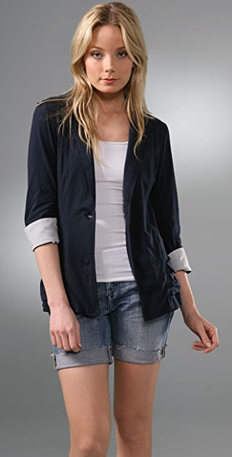 Free People We The Free Knit Blazer