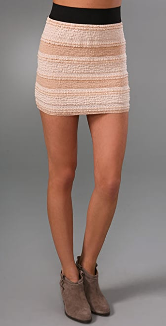 Free People Petticoat Lace Skirt