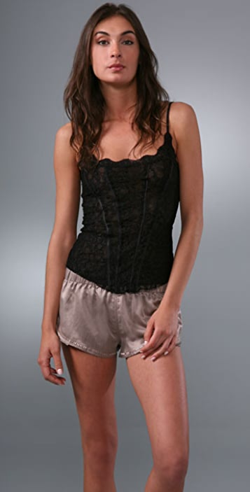 Free People All Pucker Lace Camisole