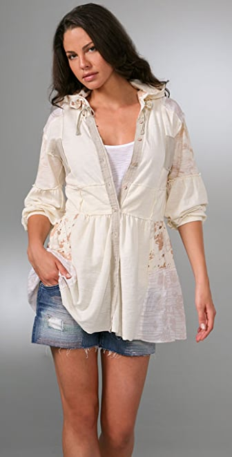 Free People Gypsy Cardigan