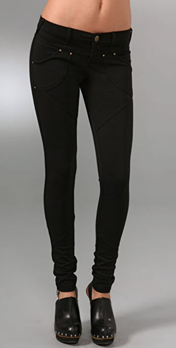 Free People Seamed Knit Pants