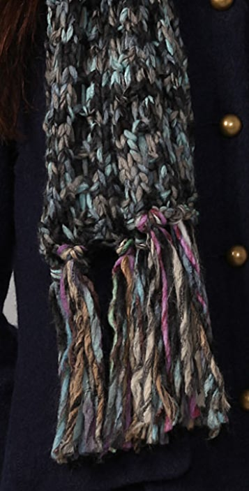 Free People Fairytale Forest Scarf