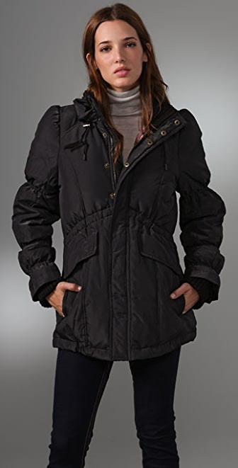 Free People We The Free Down Puffer Jacket