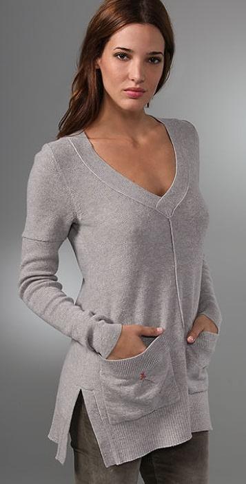 Free People Boardwalk Tunic Sweater