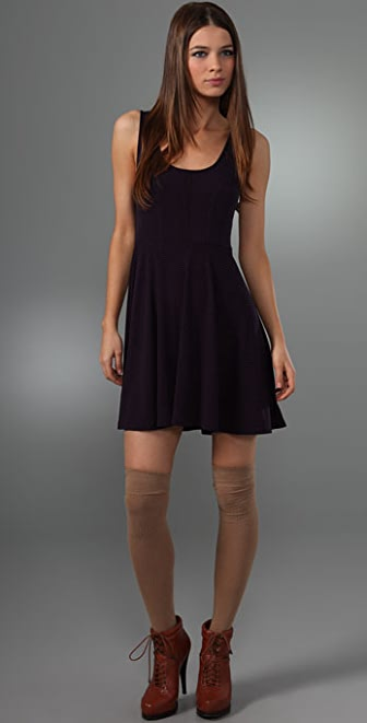 Free People Pin Dot Dress