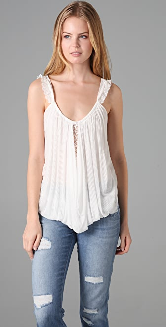 Free People New Romantics Harvest Moon Tank