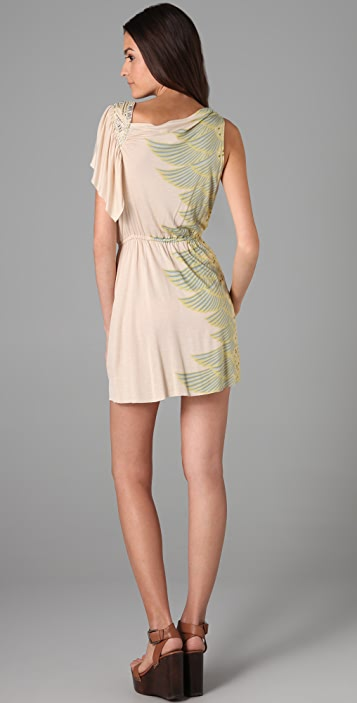 Free People Paradise Island Tunic Dress