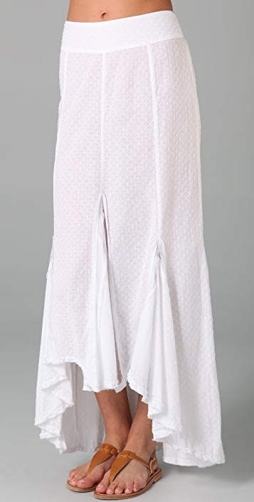 Free People Morning Glory Maxi Skirt