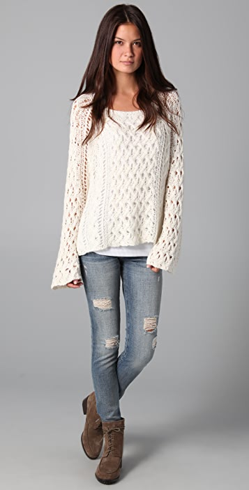 Free People Pegasus Sweater