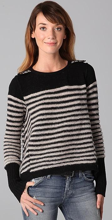 Free People Majorette Sweater