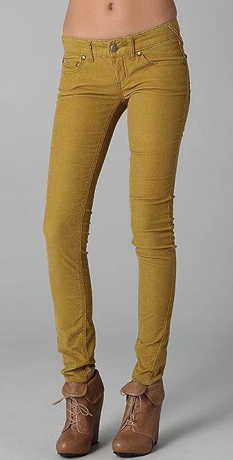 Free People Skinny Corduroy Pants   SHOPBOP